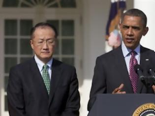 Φωτογραφία για Ο Τζιμ Γιονγκ Κιμ υποψήφιος νέος πρόεδρος της Παγκόσμιας Τράπεζας
