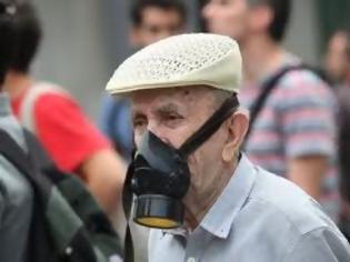 Φωτογραφία για Στο στόχαστρο της ΕΛ.ΑΣ. οι αντιασφυξιογόνες μάσκες