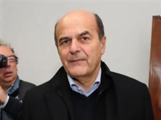Φωτογραφία για Δημοφιλέστερος για πρωθυπουργός στην Ιταλία ο Μπερσάνι