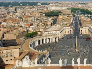 Τις πιστωτικές κάρτες στο βατικανό