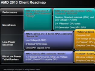 Φωτογραφία για AMD Richland APUs: Διέρρευσαν χαρακτηριστικά των πρώτων μοντέλων