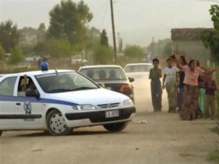 Φωτογραφία για Αχαΐα: Αστυνομική επιχείρηση σε καταυλισμό Ρομά στα Σαγαίικα