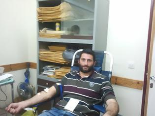Φωτογραφία για Μεγάλη η συμμετοχή στην εθελοντική αιμοδοσία του Συλλόγου Ακτίου-Βόνιτσας