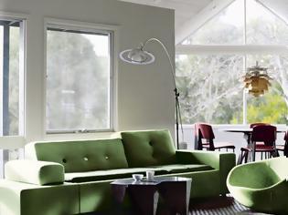 Σπίτι με έντονα χρώματα στη μελβούρνη