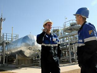 Φωτογραφία για Η Γκαζπρόμ μειώνει τις τιμές φυσικού αερίου για την Ελλάδα