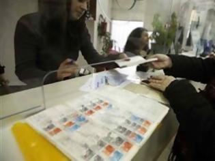 Φωτογραφία για Μέσω διαδικτύου η καρτέλα ενσήμων
