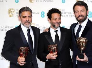 Φωτογραφία για «Argo» και «Lincoln» κέρδισαν στα BAFTA