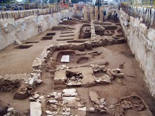 Φωτογραφία για O Σύλλογος Ελλήνων Αρχαιολόγων για τις αρχαιότητες στο σταθμό του μετρό της Βενιζέλου