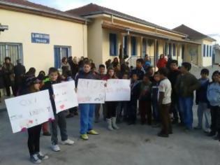 Φωτογραφία για Διαμαρτυρία κατοίκων στο Κηπάκι Τρικάλων...