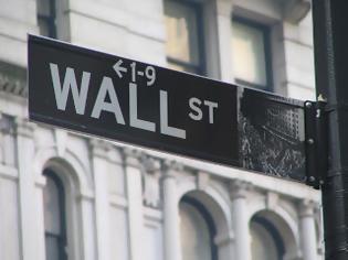 Φωτογραφία για Πτώση στη Wall Street