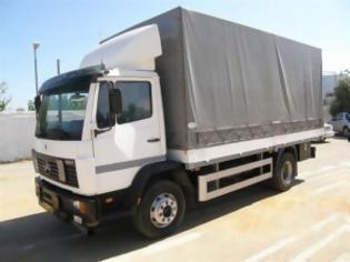 Φωτογραφία για Ξήλωναν ολόκληρα φορτηγά και τα… πουλούσαν