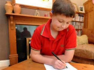 Φωτογραφία για Tο γράμμα 12χρονου που νίκησε τον καρκίνο