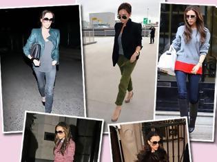 Φωτογραφία για Victoria Beckham: τι μας διδάσκει η βασίλισσα του casual chic;