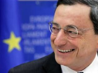 Φωτογραφία για Ντράγκι: Υπερβολικός ο όρος «νομισματικός πόλεμος»