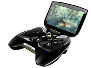 Φωτογραφία για H φορητή παιχνιδοκονσόλα Project SHIELD της Nvidia