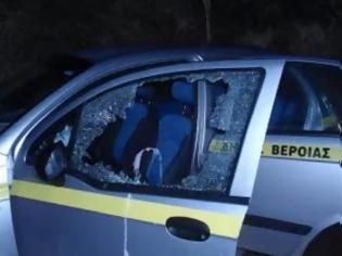 """Φωτογραφία για Βέροια: """"Ιαχές ανομίας"""" αυτοαποκαλούνται οι βάνδαλοι που έσπασαν το ΙΧ της Δημάρχου"""