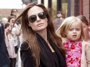 Φωτογραφία για Η πιο ακριβοπληρωμένη 4χρονη είναι η κόρη της A. Jolie, Viviene!