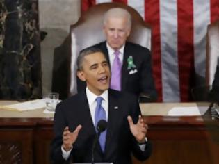 Φωτογραφία για Ομπάμα: Προτεραιότητα σε τόνωση αγοράς εργασίας και αύξηση μισθών