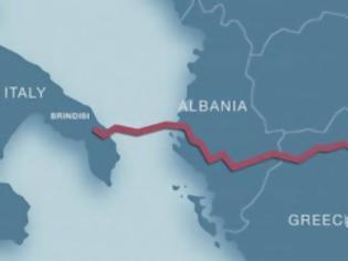 Φωτογραφία για Ιταλία: Στρατηγική υποδομή ο αγωγός TAP