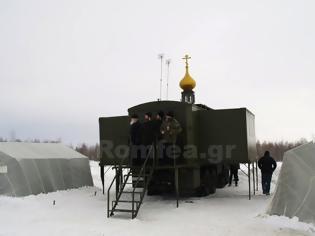 Φωτογραφία για Εκκλησία του Ρωσικού Στρατού που απογειώνεται και προσγειώνεται