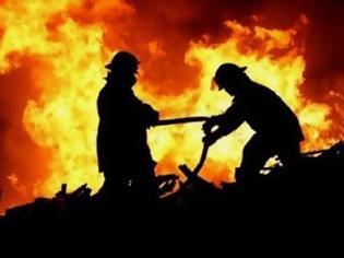 Φωτογραφία για Φωτιά σε αποθήκη στου Ρέντη