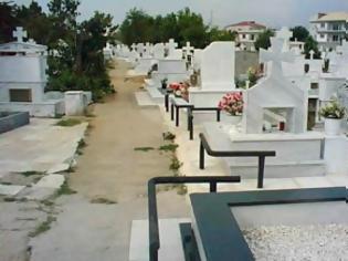 Φωτογραφία για Δυτική Αχαϊα: Οι κάτοικοι δεν καταγγέλλουν στην Αστυνομία τις κλοπές στα νεκροταφεία, φοβούμενοι ...άλλες επιπτώσεις από τα κυκλώματα