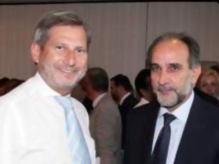 Φωτογραφία για Στην Περιφέρεια Δυτικής Ελλάδος o Ευρωπαίος Επίτροπος Γ. Χαν