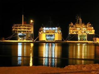 Φωτογραφία για Ηγουμενίτσα: Νύχτα συλλήψεων στο λιμάνι
