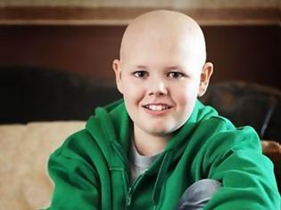Φωτογραφία για Θλιβερό: Είναι μόλις 13 χρόνων και πάσχει από 2 μορφές καρκίνου!