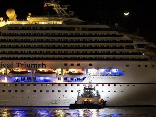 Φωτογραφία για Εφθασε σε λιμάνι της Αλαμπάμα το Carnival Triumph,