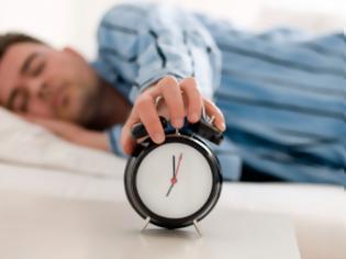 Φωτογραφία για Λιγότερος ύπνος … περισσότερη δουλειά