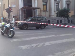 Φωτογραφία για Πάτρα - τώρα: Τηλεφώνημα για τοποθέτηση εκρηκτικού μηχανισμού στα δικαστήρια