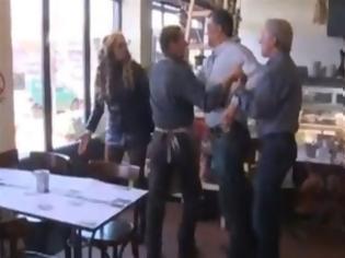 Φωτογραφία για Άγριος καυγάς Πέπης Τσεσμελή-Αλέξανδρου Γεωργιάδη - Ο Αδερφός του Άδωνι την χαστούκισε! - Δείτε το video