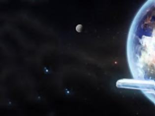 Φωτογραφία για Αστεροειδής ταξιδεύει σε απόσταση αναπνοής από τη Γη - Δείτε live εικόνα