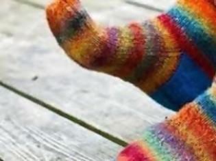 Φωτογραφία για Ζευγάρι κάλτσες 1.500 ετών εκτίθεται σε μουσείο!