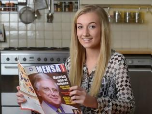 Φωτογραφία για ΤΕΛΟΣ ΣΤΑ ΑΝΕΚΔΟΤΑ Η ξανθιά μαθήτρια που είναι πιο έξυπνη... από τον Αϊνστάιν!