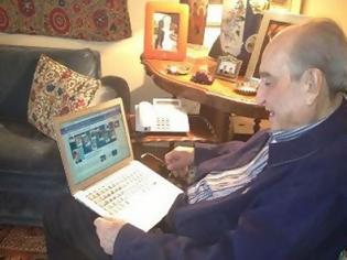Φωτογραφία για Ο Μητσοτάκης στα 95 του ανακαλύπτει το facebook!