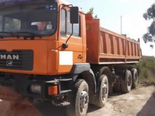 Φωτογραφία για Ανδραβίδα: Άγνωστοι έκλεψαν φορτηγό - Προσφέρεται αμοιβή