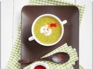 Φωτογραφία για Πιπεράτη σούπα από κολοκυθάκι