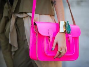 Φωτογραφία για Satchels : το νέο big trend στις τσάντες!