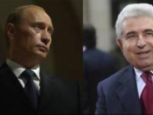 Φωτογραφία για Μπαρόζο: Ο Χριστόφιας δεν μπορούσε να επικοινωνήσει με τον Πούτιν