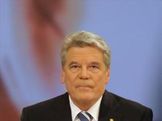 Φωτογραφία για Γερμανία: Έστειλαν βόμβα στον πρόεδρο Γκάουκ
