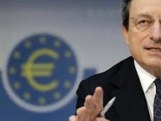 Φωτογραφία για Ντράγκι: Οι τράπεζες της Ευρώπης φοβούνται να δανείσουν χρήματα