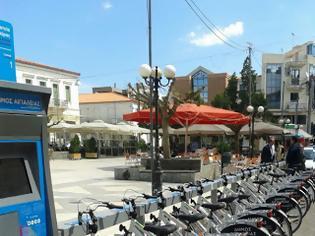 Φωτογραφία για Ενθουσιασμός για τα κοινόχρηστα ποδήλατα - Pεκόρ εγγραφών στο Δήμο Αιγιαλείας