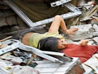 Φωτογραφία για Κίνα: Σεισμός 6,6 R με 102 νεκρούς και 2.200 τραυματίες