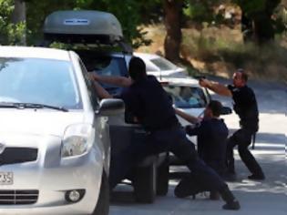 Φωτογραφία για Εντοπίστηκε το αυτοκίνητο της συμπλοκής στη Μάνδρα
