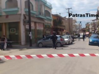 Φωτογραφία για Πάτρα: Νεκρός ο Π.Τ. - Τραυματίας ο Π.Β. από την ένοπλη επίθεση