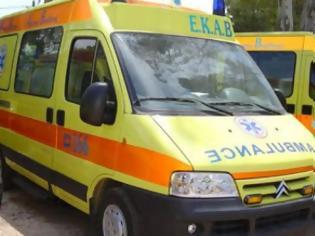 Φωτογραφία για Πάτρα: Τροχαίο ατύχημα με δύο σοβαρά τραυματίες
