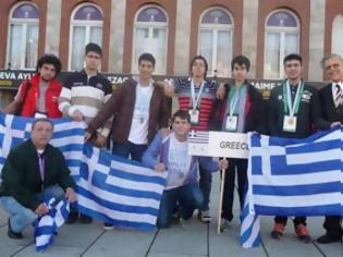 Φωτογραφία για Τα Ελληνόπουλα μας έκαναν για άλλη μια φορά υπερήφανους!