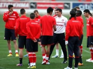 Φωτογραφία για Ολυμπιακός: Με 21 ποδοσφαιριστές στο φινάλε!